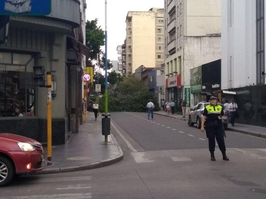 Mirá en vídeos las consecuencias del fenómeno meteorológico en Tucumán