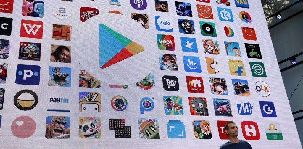 Aseguran que unos juegos de la tienda Google Play infectaron a más de medio millón de celulares