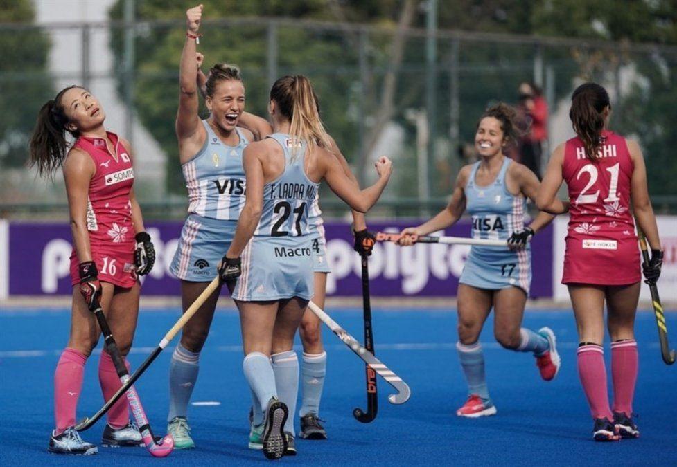 Champions Trophy: las Leonas y un triunfo que da algo de alivio
