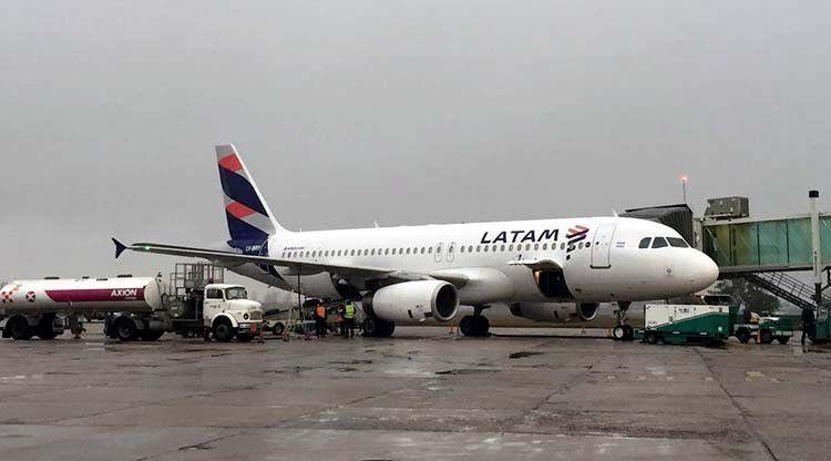 Desde marzo se suspenden los vuelos a Chile y Brasil