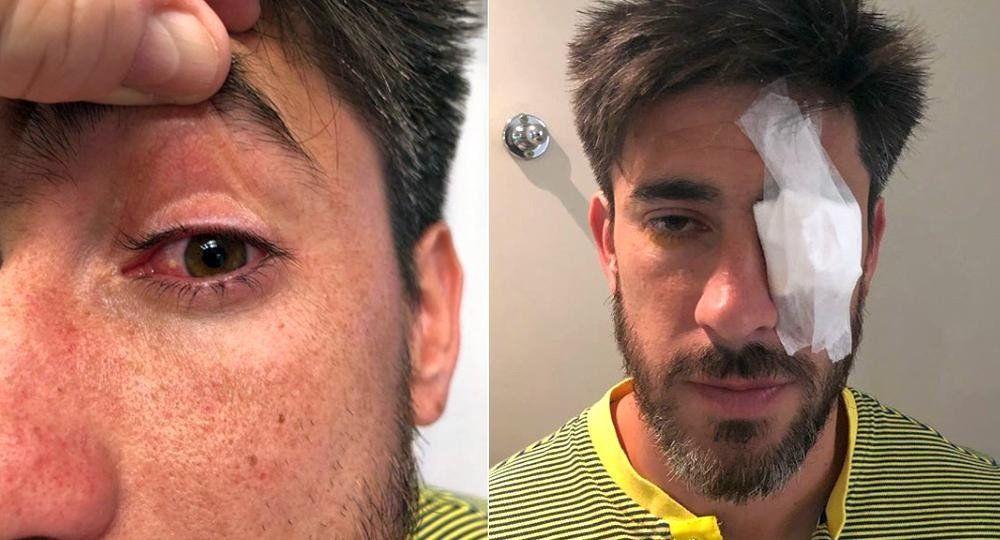 El parte médico oficial de Pablo Pérez