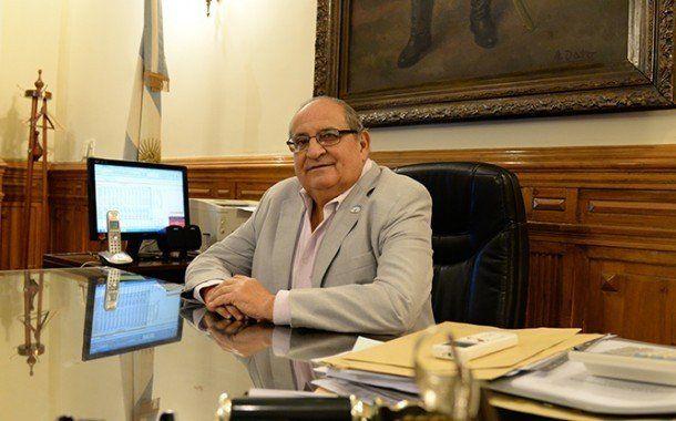 Garvich concurrió a la Legislatura para dar detalles del Presupuesto 2019