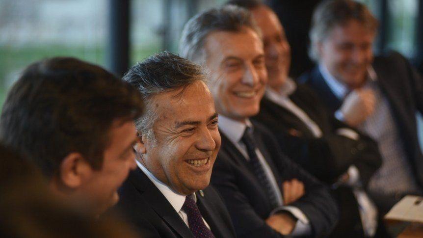 El Gobernador Alfredo Cornejo ofreció a Mendoza como sede del River-Boca