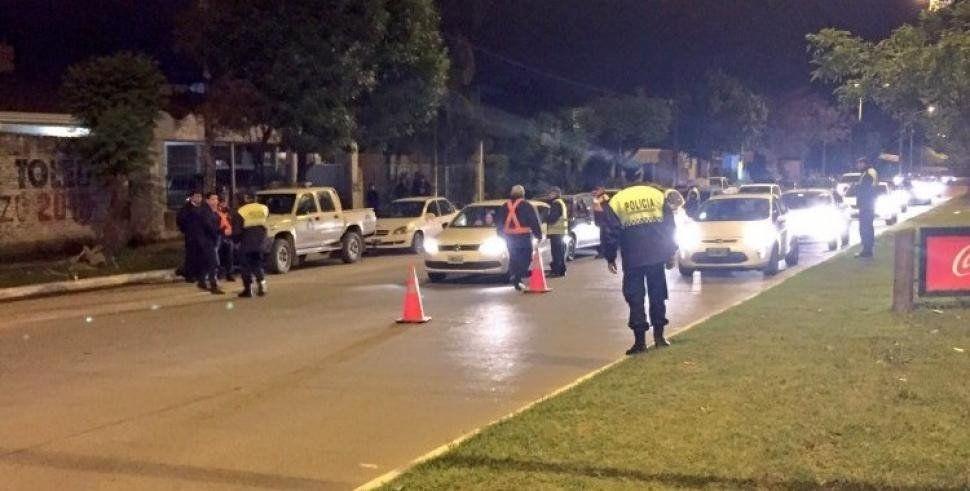 Controles en toda la provincia: Secuestraron 105 vehículos