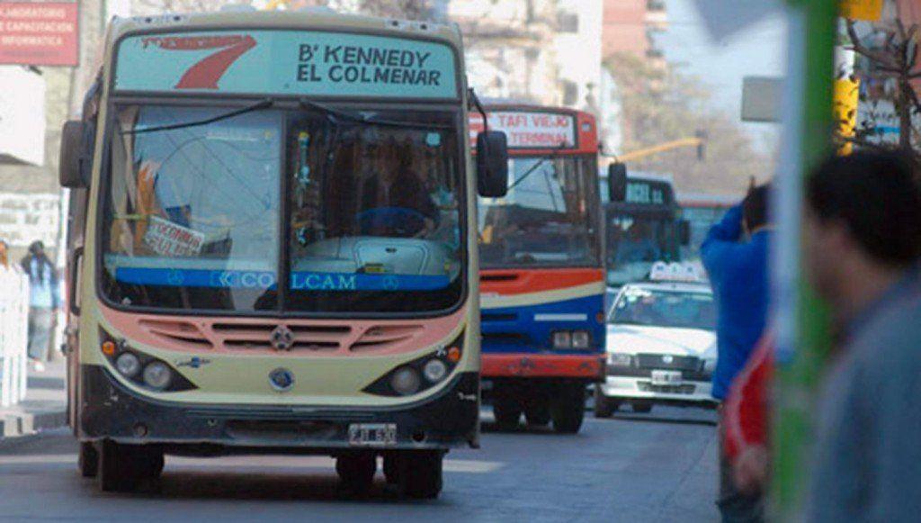 Berreta pide medidas que fortalezcan a las empresas de colectivos