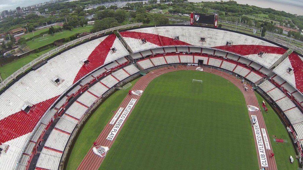 Allanaron el estadio Monumental en la investigación por la reventa