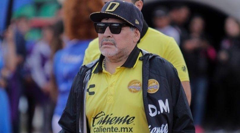 Diego Maradona intercedió en la polémica y pidió la Copa para Boca