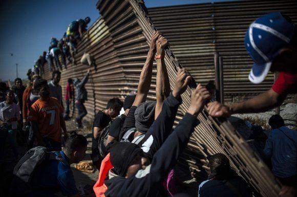 El nuevo gobierno mexicano busca ayuda estadounidense por migrantes