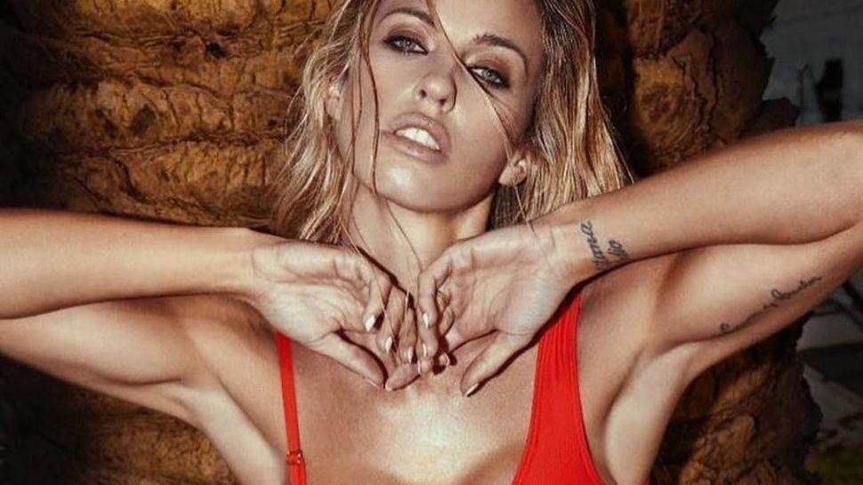 Rocio Guirao Diaz incendió Instagram con una producción super sexy.