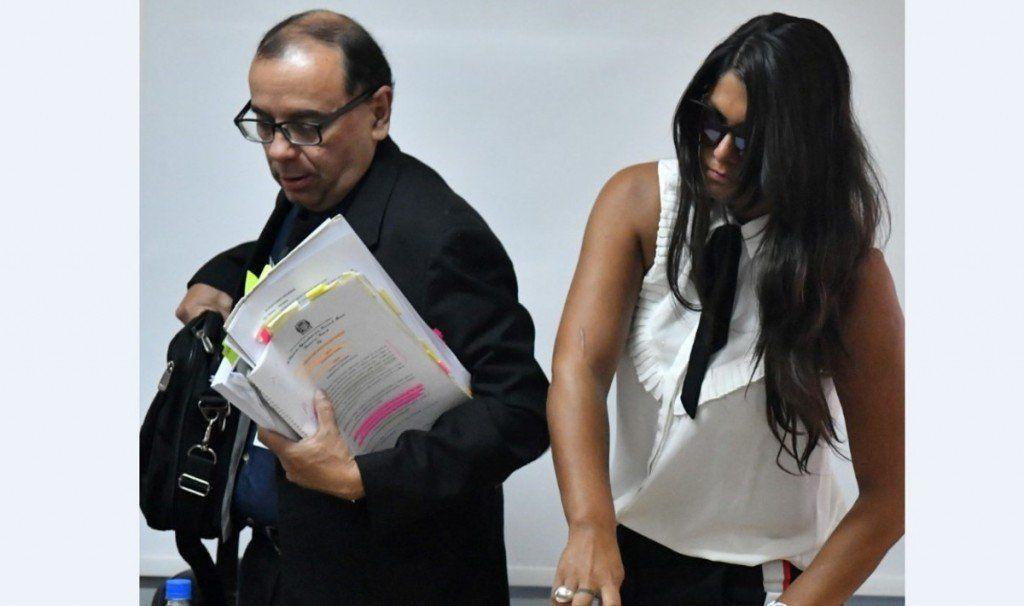 Condenan a una ex Miss Argentina por la muerte de un agente de tránsito