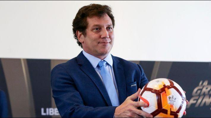 El presidente de la Conmebol lanzó un comunicado por lo sucedido en la Superfinal