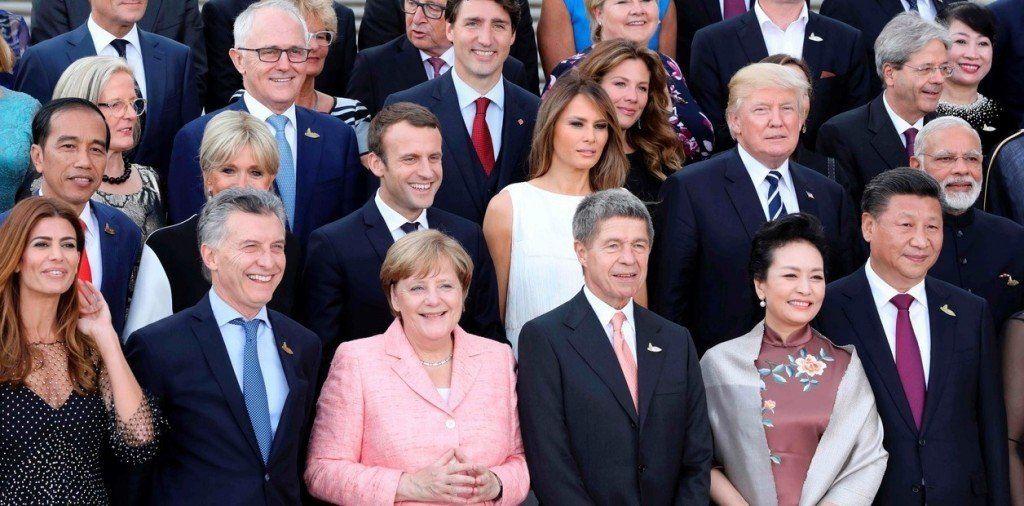 El G20 está lejos de los objetivos para lo que fue creado