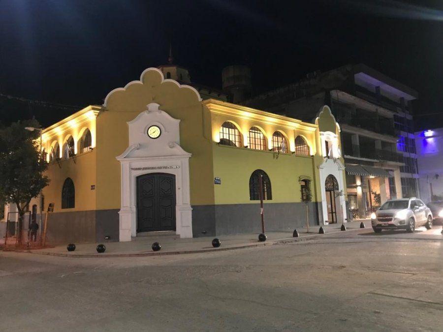 Se inaugura el Anexo del Centro Judicial de Concepción
