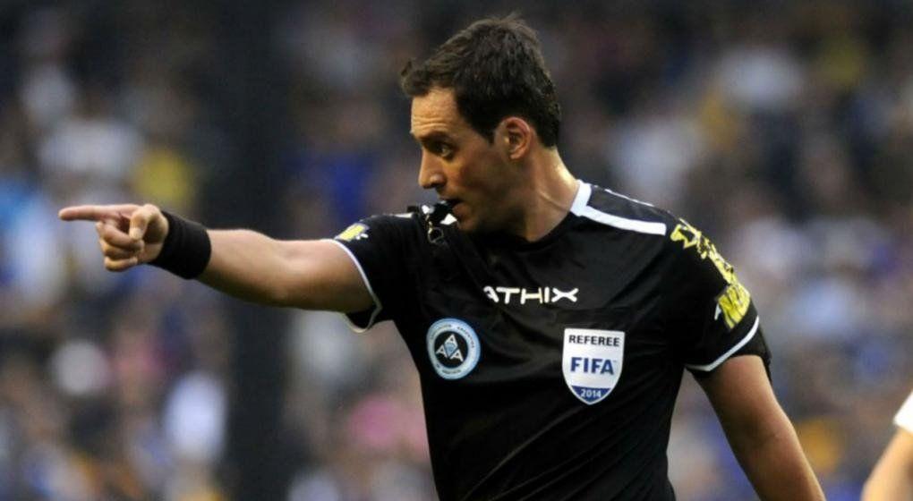 AFA determinó a Fernando Rapallini como el árbitro del clásico tucumano