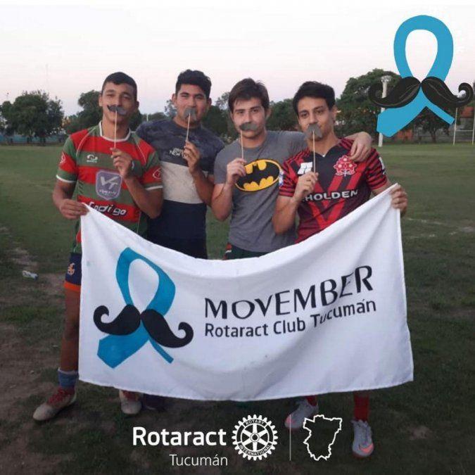 Movember: bigotes contra el cáncer de próstata