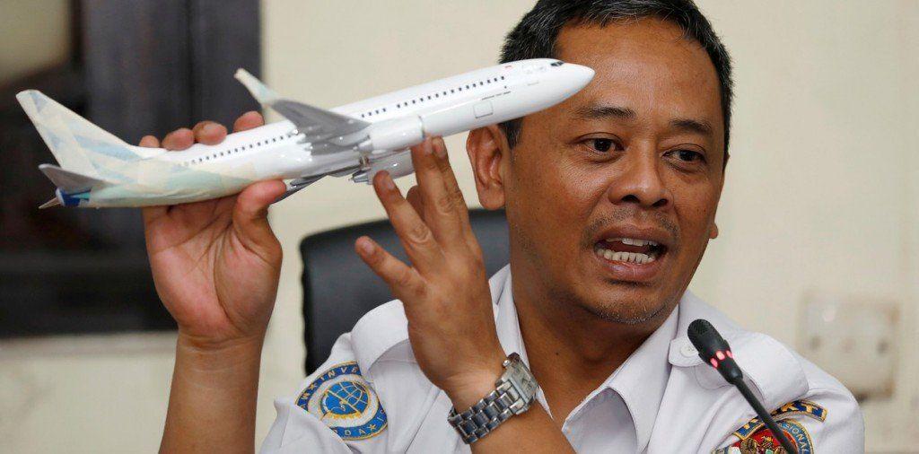 El avión de Lion Air que cayó en Indonesia no estaba en condiciones de volar