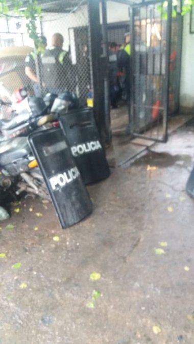 Recapturan a tres presos que se dieron a la fuga en Villa Mariano Moreno