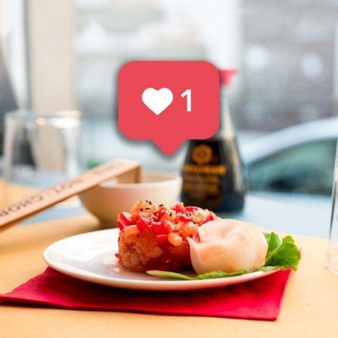 Abren un restaurante donde puedes pagar con seguidores de instagram!
