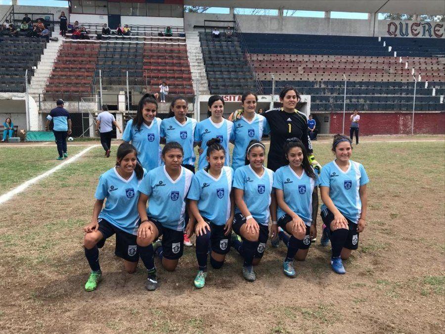 La Selección Tucumana femenina es semifinalista en Mendoza