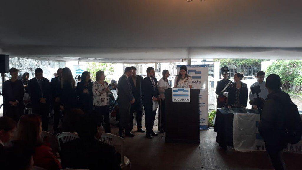 Disntinguen con la Marca Tucumán a dos proyectos del área de salud