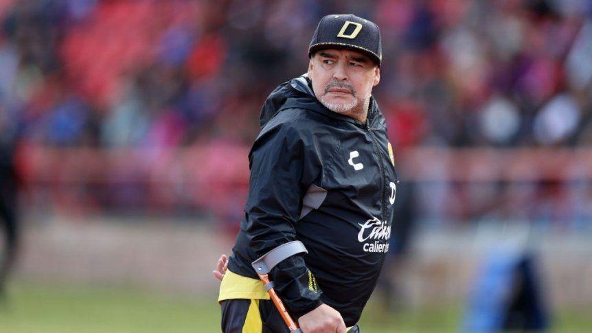Los Dorados de Maradona juegan la primera final por el Ascenso en México