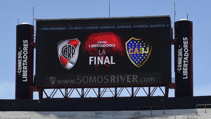 Salió el fallo y la final entre River y Boca se jugará en el estadio Bernabéu