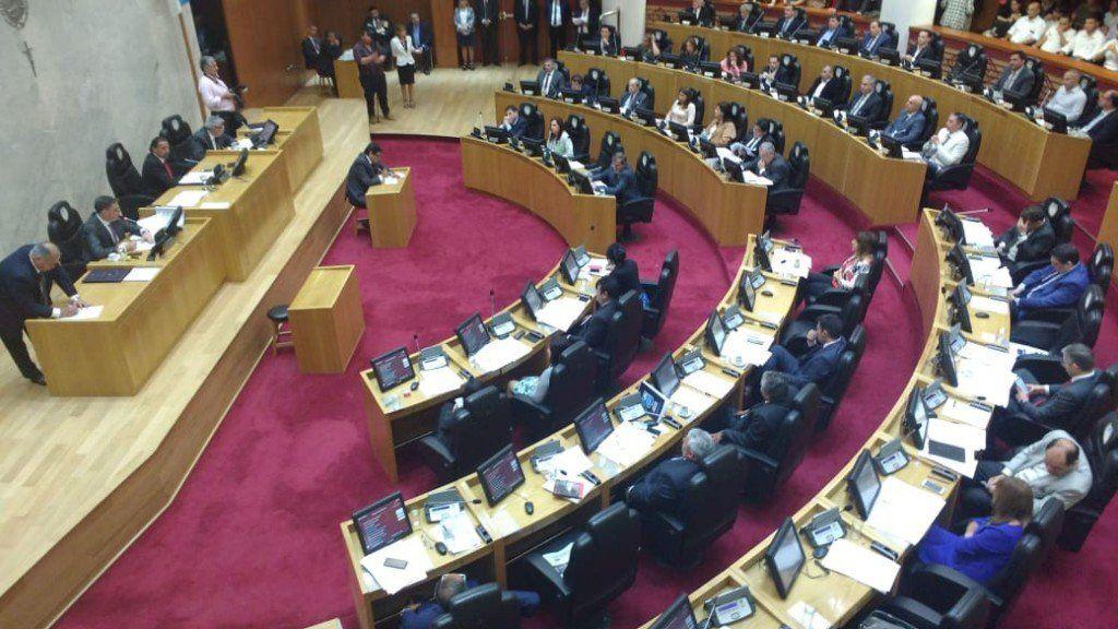 El Presupuesto Provincial para el próximo año fue aprobado por la Legislatura