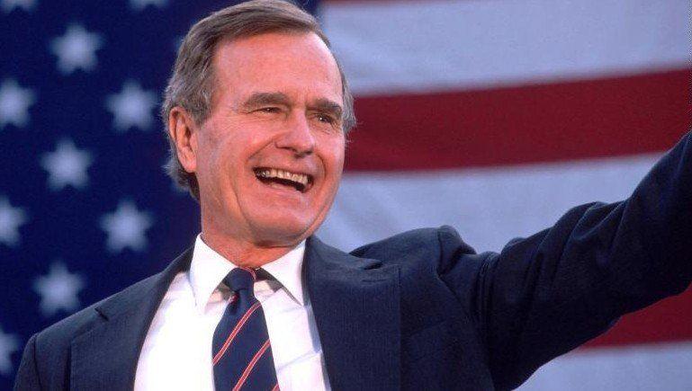 El ex presidente de Estados Unidos George H.W. Bush falleció a los 94 años