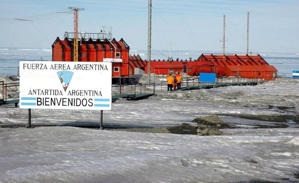 Con tecnología argentina, la base Marambio reducirá un 38% su consumo energético