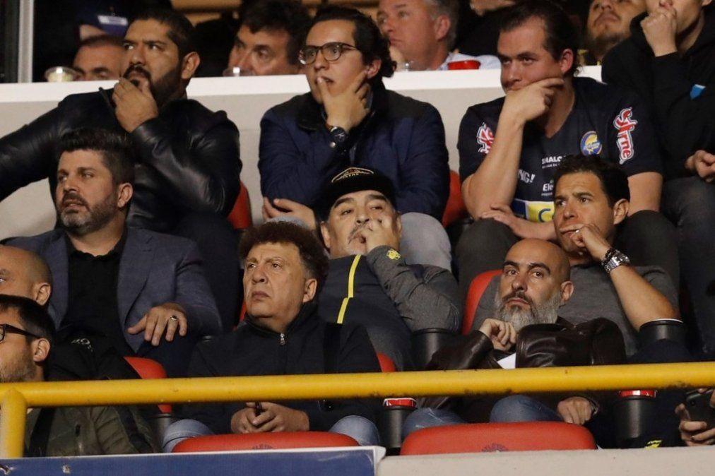 El equipo de Maradona no pudo: Dorados de Sinaloa perdió con San Luis en la final del Ascenso de México