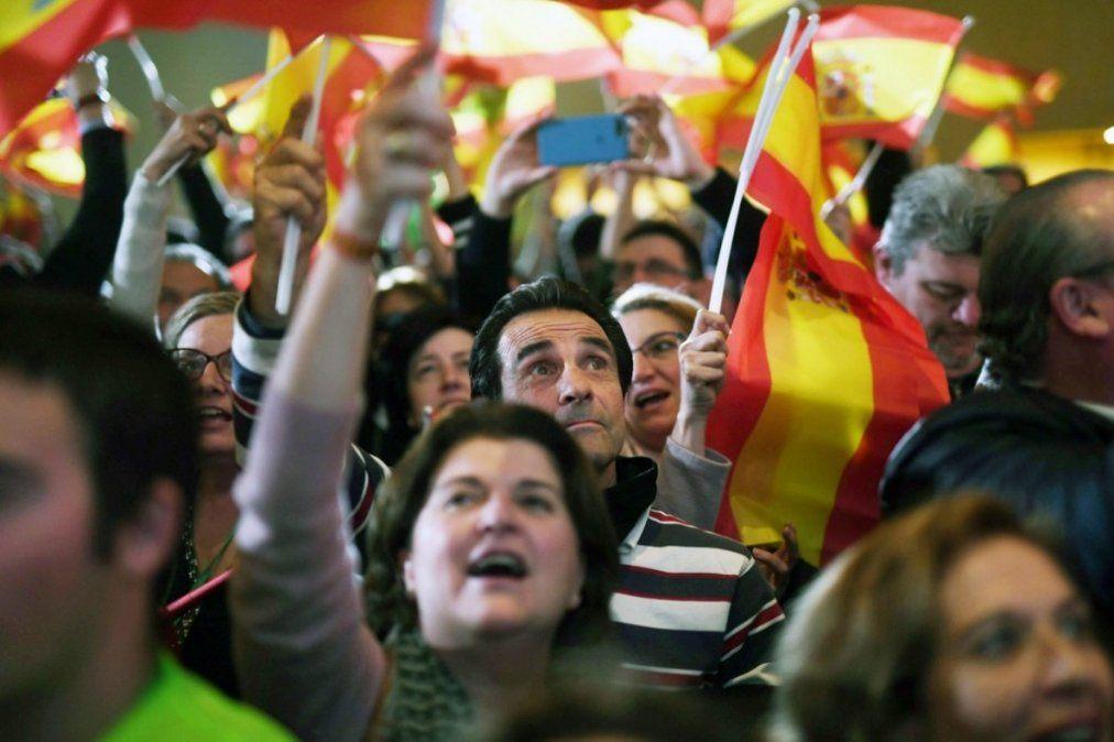 Golpe al gobierno español y ascenso electoral de la ultraderecha en Andalucía