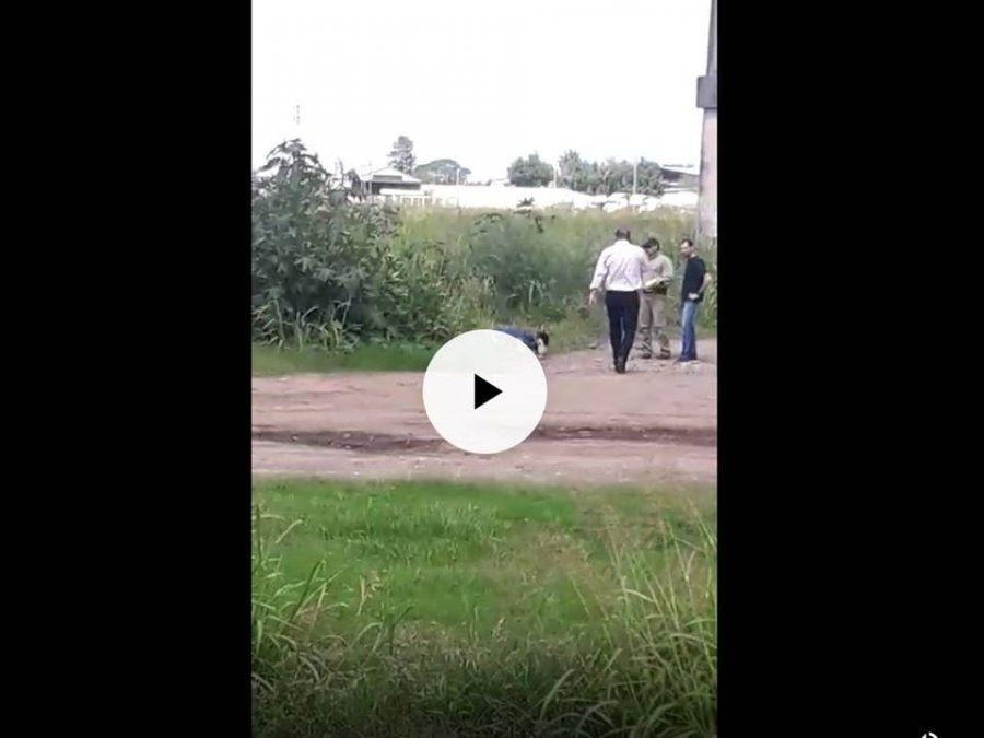 Un muerto y dos heridos en un tiroteo entre asaltantes y la policía