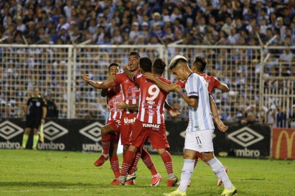 """Lucas Acevedo luego de la victoria en el clásico: """"Nunca hay que darse por vencido"""