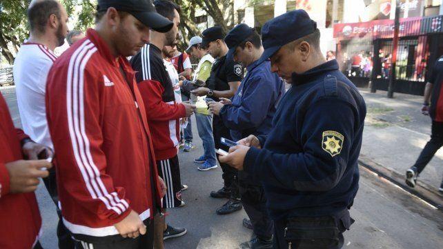 Tribuna Segura funcionará en la final de la Copa Libertadores en Madrid