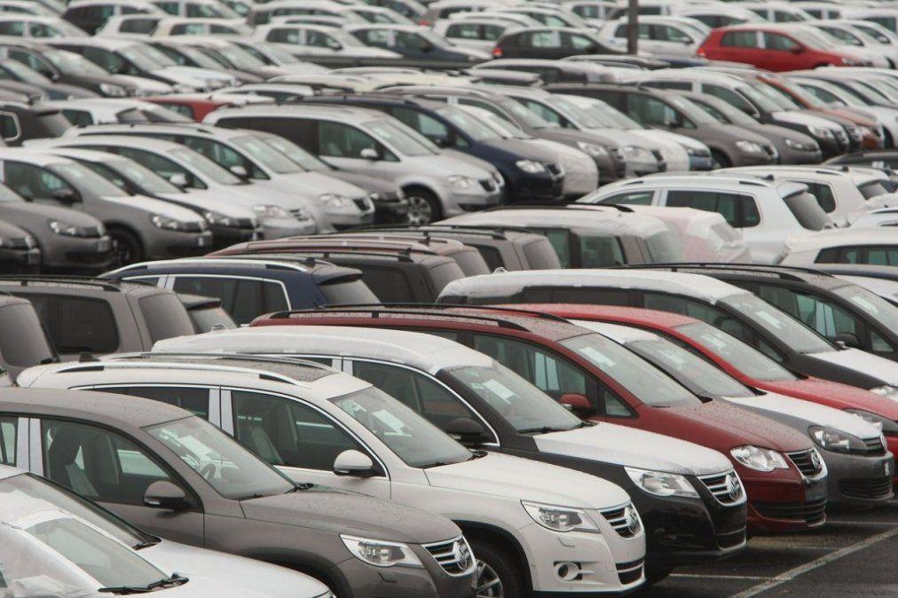 La venta de autos sufrió una caída del 46%, la mayor desde 2002