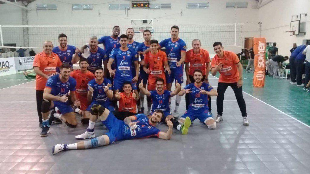 Con un gran partido de Pereyra, Monteros vuelve a la victoria
