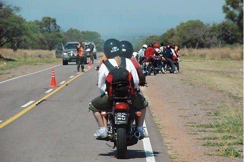 Refuerzan las medidas de seguridad vial para los peregrinos que se dirigen hacia Catamarca