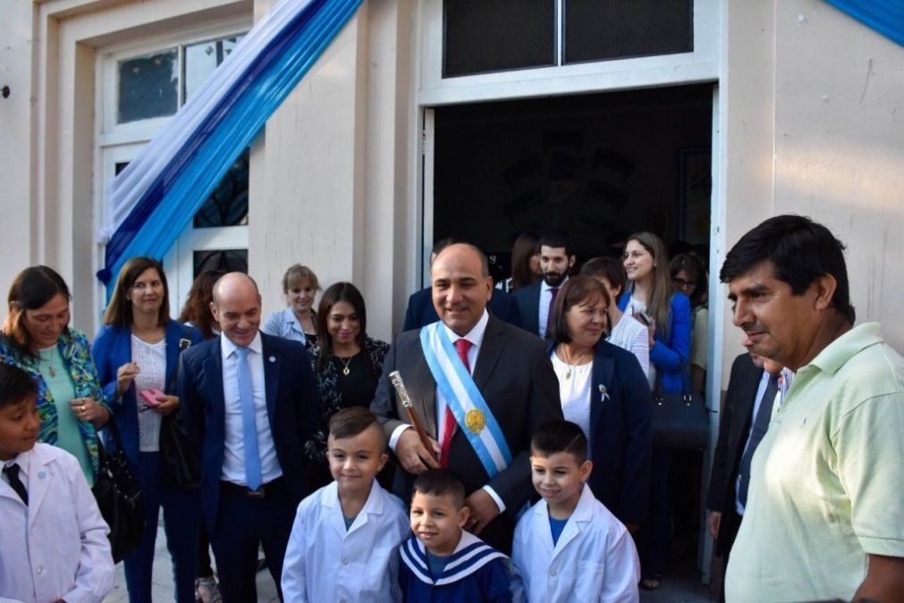 Manzur destacó que Tucumán haya cumplido con los 180 días de clases