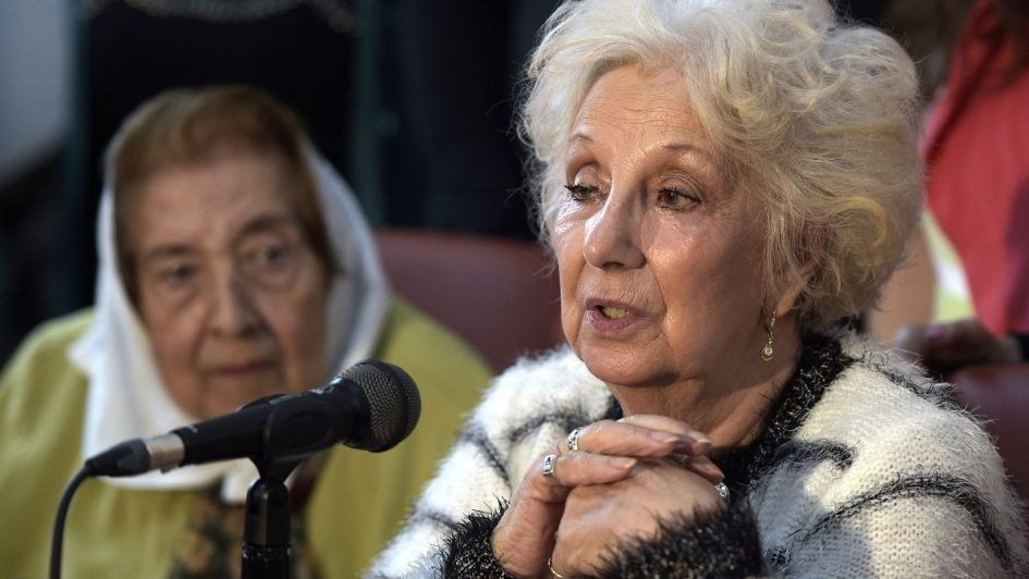 Para Carlotto, la ministra Bullrich busca legalizar la muerte