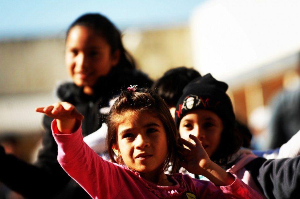 El 48% de los chicos en la Argentina vive en la pobreza, según un informe de Unicef
