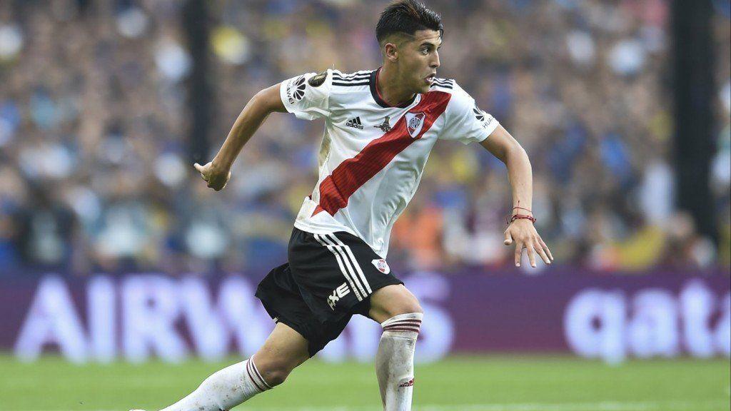 El representante del tucumano Palacios: ´Avanzado como el Real Madrid no hubo nada´