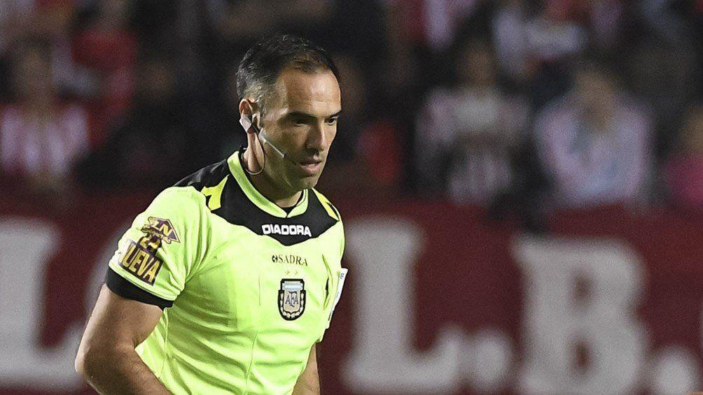 Los árbitros de la última fecha del año en la Superliga