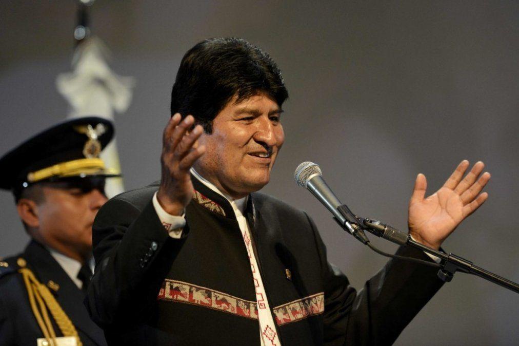 La corte electoral habilitó a Evo Morales a volver a ser candidato presidencial