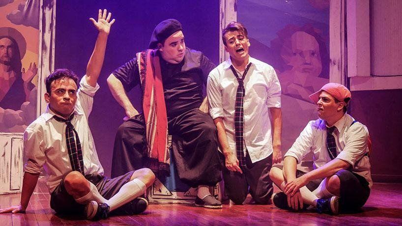 Los Chicos Católicos despiden el año en el teatro San Martín