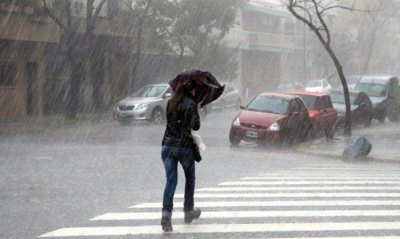 Tucumán, bajo alerta meteorológico