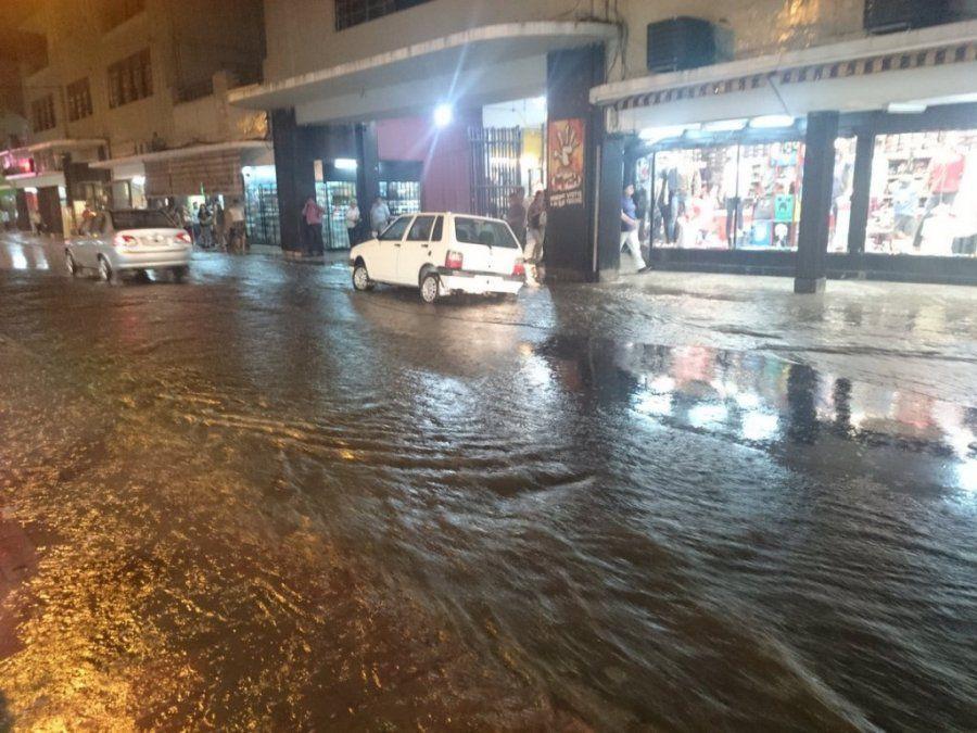 Rige el alerta meteorológico para Tucumán