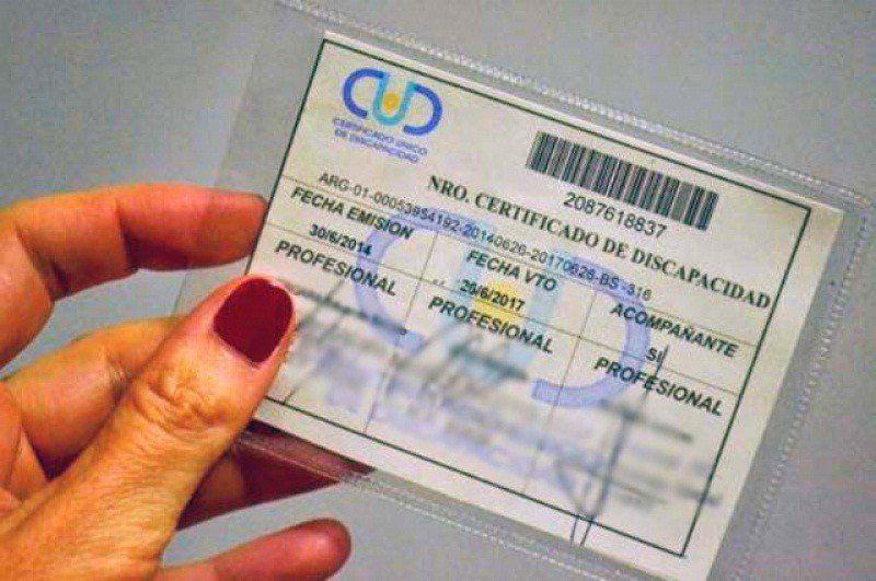 El municipio capitalino impone un nuevo condicionamiento a las personas con discapacidad
