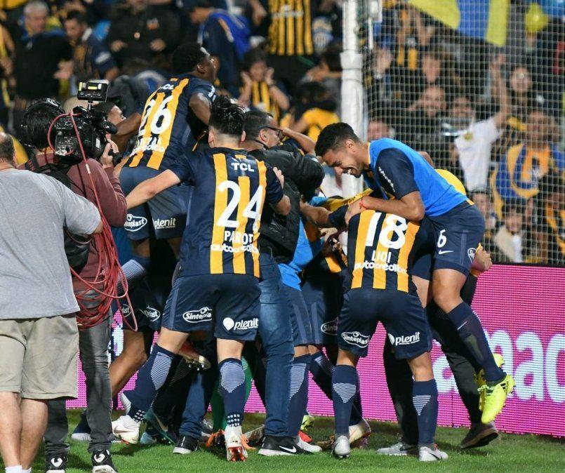 Central se impuso por penales y, por fin, gritó campeón de la Copa Argentina