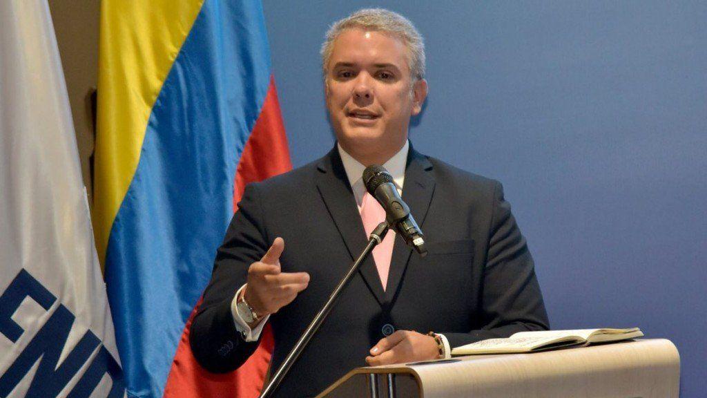 Sólo el 22% aprueba la gestión presidencial de Iván Duque en Colombia