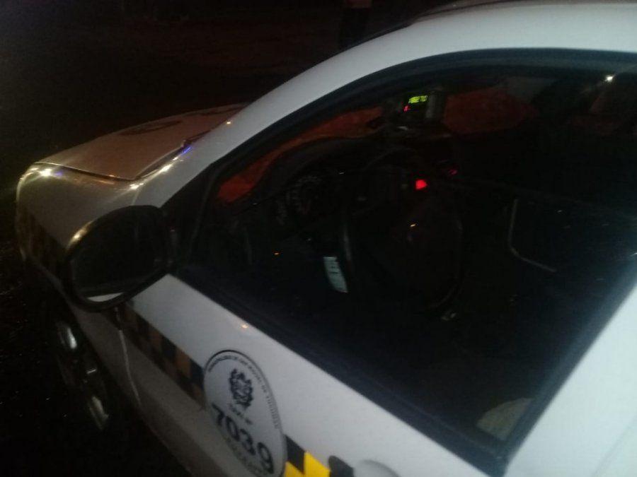 """Un taxista fue asaltado por una """"pareja"""" en zona sur"""